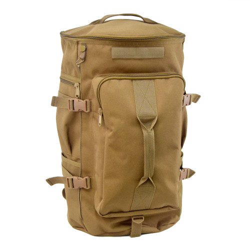 GTFO Top Load Duffel Backpack