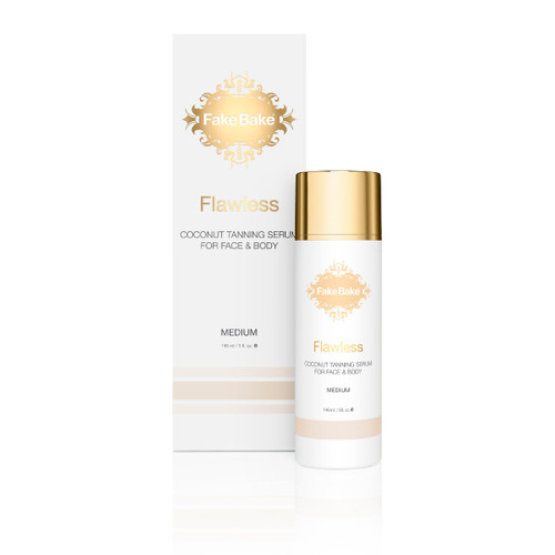 Flawless Coconut Tanning Serum for Face and Body