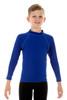 Kids Unisex Short Sleeve Wetshirt - Front View