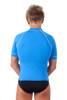 Adults Unisex Short Sleeve Wetshirt - Back View