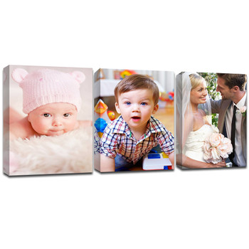 cheap canvas pictures for 3x40x50 just $69