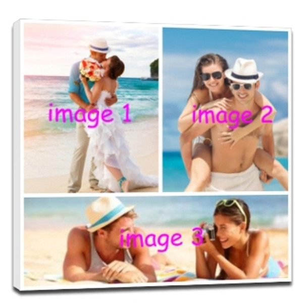three picture collage