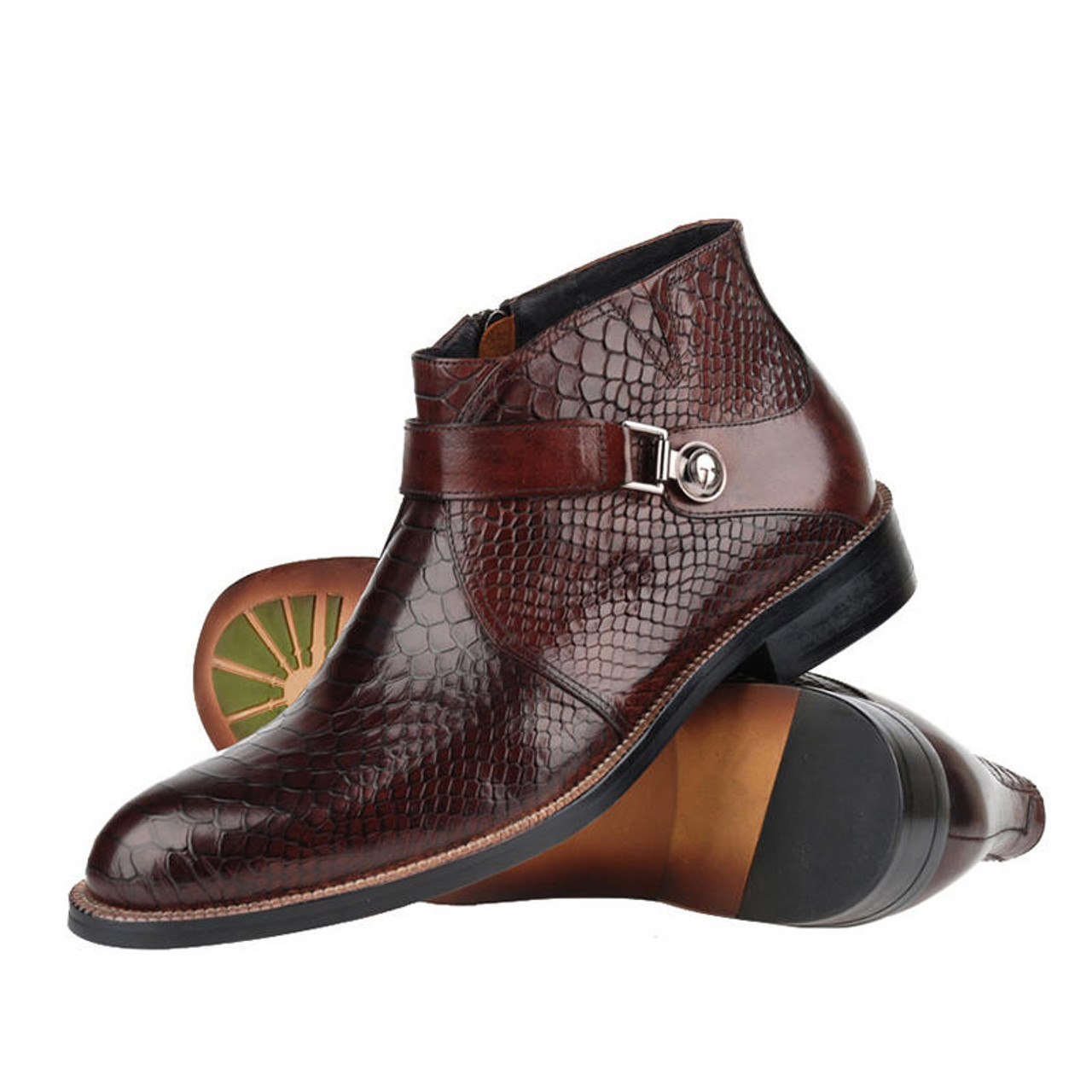 best mens leather boots mens stylish boots