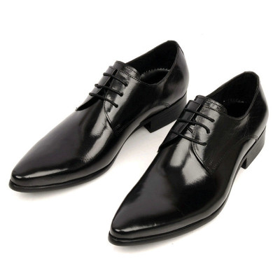 Black Men Formal Dress Shoes
