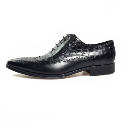 Mens dress shoe styles