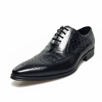 Vintage Men Leather Shoes