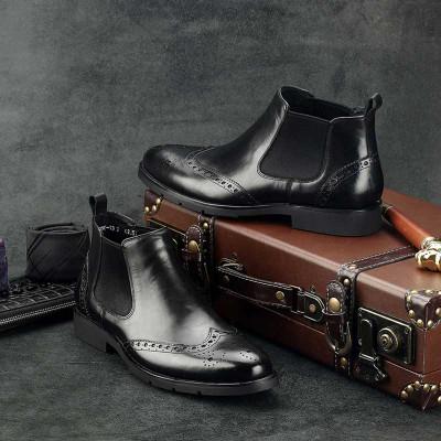 Mens vintage boots