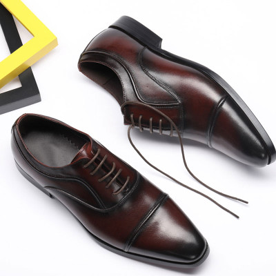 Male dress shoes