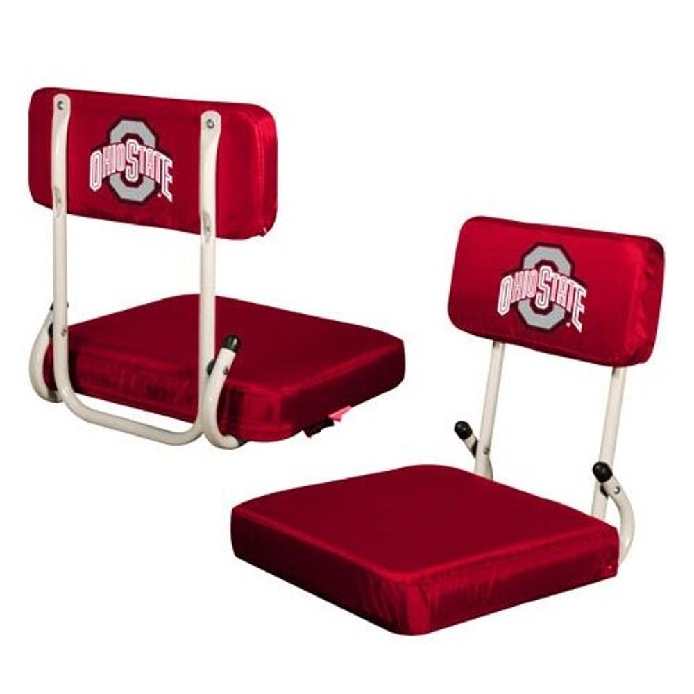 Ohio State Buckeyes Hard Back Stadium Seat | Logo Chair | 191-94