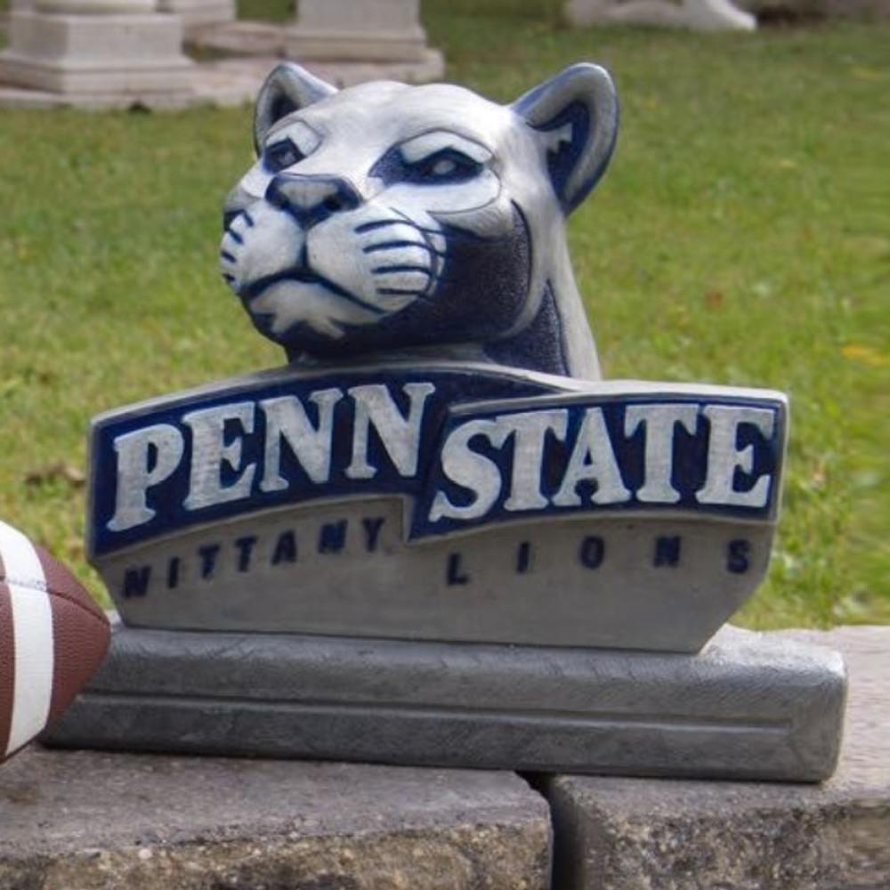 penn state nittany lions mascot garden statue Penn State Logo Coloring Pages penn state logo pumpkin stencil