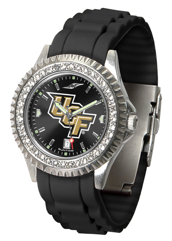 UCF Knights Ladies Sparkle Watch | SunTime | ST-CO3-UCF-SPARKLE
