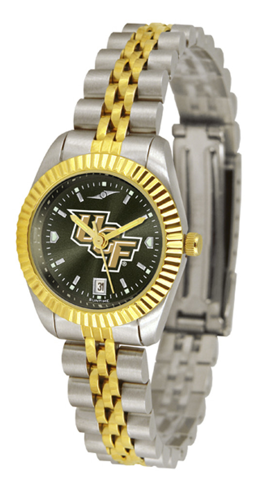 UCF Knights Ladies  Premier Executive AnoChrome Watch | SunTime | ST-CO3-UCF-LEXT-A
