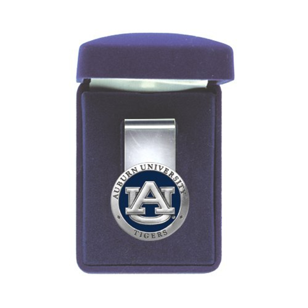 Auburn Tigers Money Clip