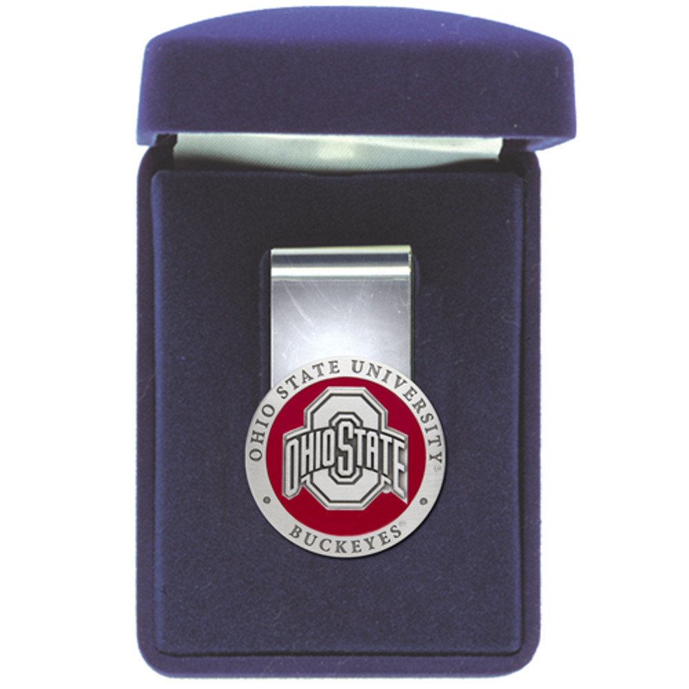 Ohio State Buckeyes Money Clip