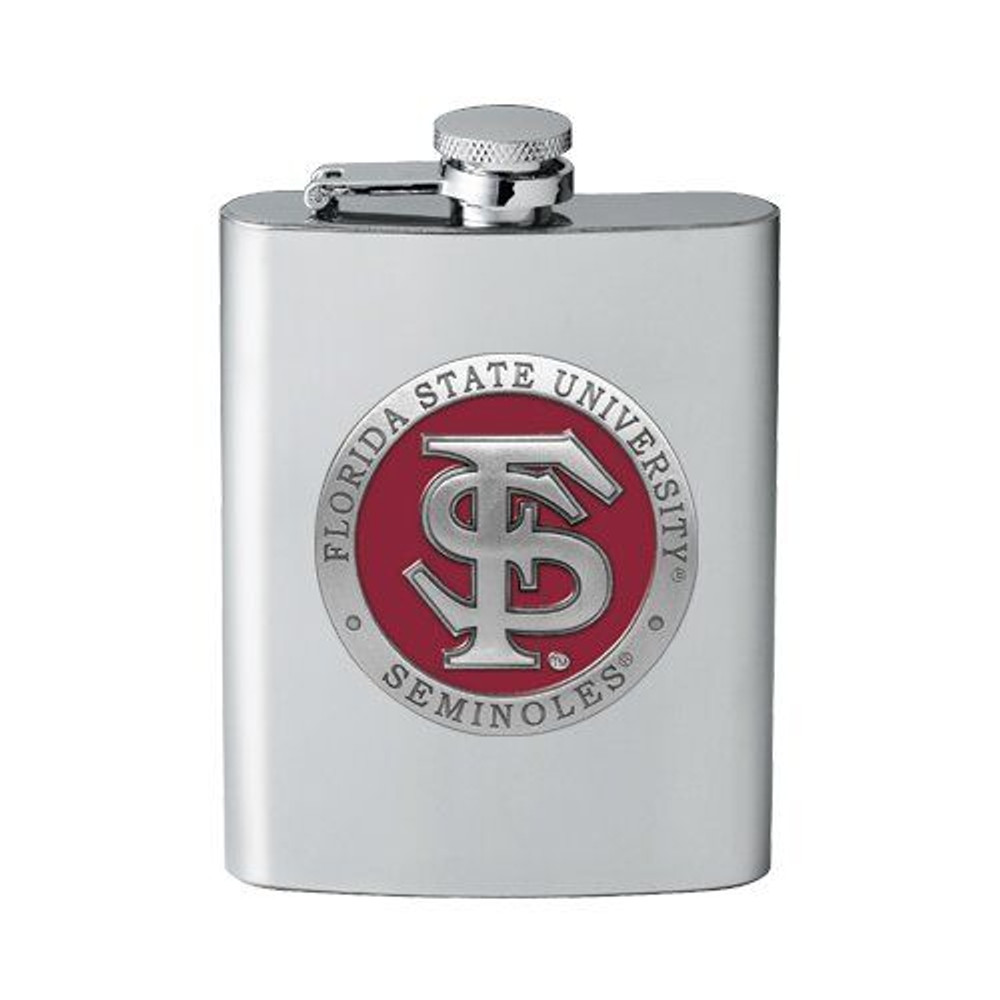Fsu Seminoles Flask