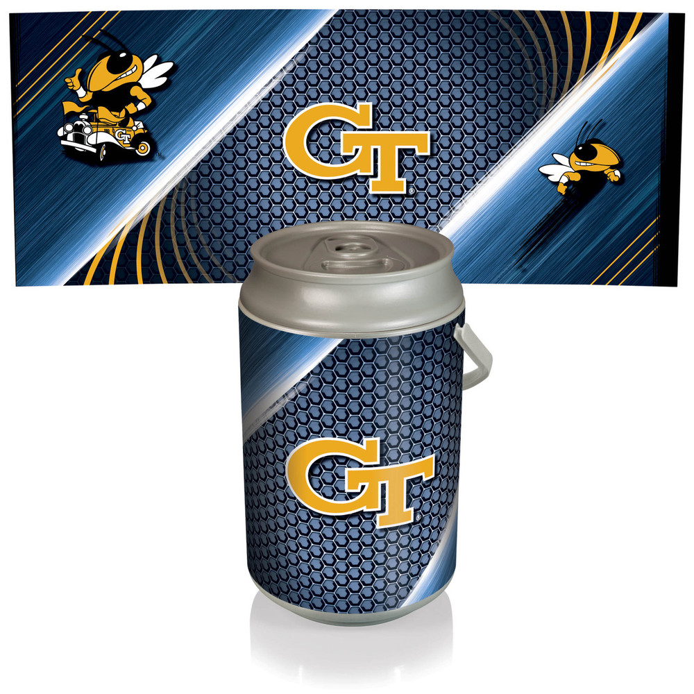 Georgia Tech Yellow Jackets Mega Can Cooler