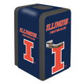 Illinois Fighting Illini 15 qt Party Fridge | Boelter | Boelter | 153263