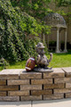 Notre Dame Fighting Irish Vintage Mascot Garden Statue | Stonecasters | 2787TR-1