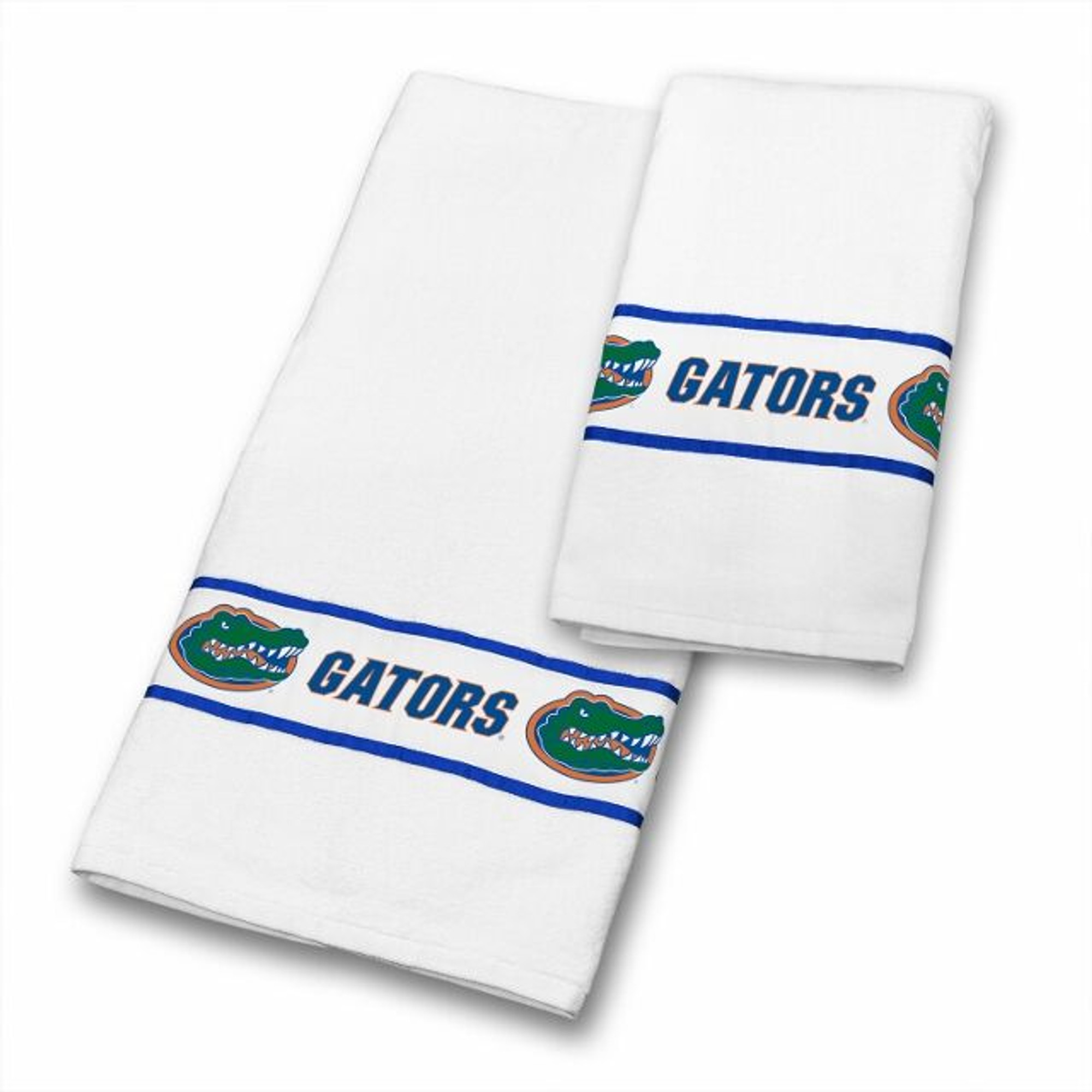 Florida Gators Bath Towel Set | Sports Coverage | 04CTTWS4FLUSETS
