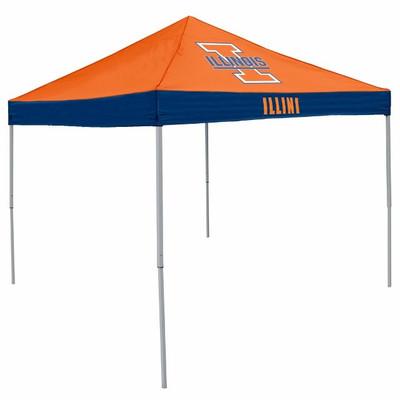 Illinois Fighting Illini Canopy Tailgate Tent