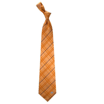 Illinois Fighting Illini Oxford Woven Silk Tie