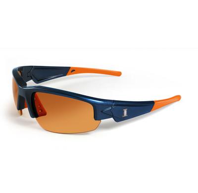 Illinois Fighting Illini MAXX HD Sunglasses