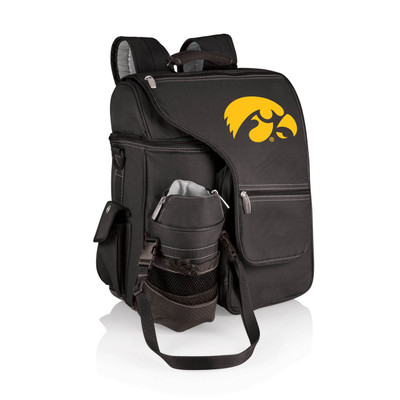 Iowa Hawkeyes Backpack Cooler Turismo