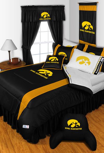 Iowa Hawkeyes Comforter