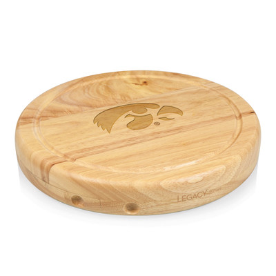 Iowa Hawkeyes Cutting Board