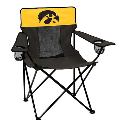 Iowa Hawkeyes Elite Tailgate Chair
