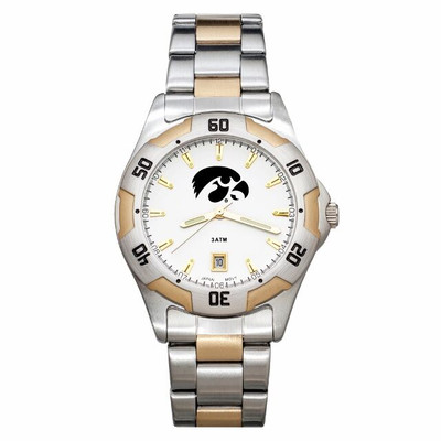 Iowa Hawkeyes Men's All Pro Watch