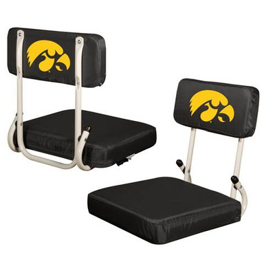 Iowa Hawkeyes Hard Back Stadium Seat