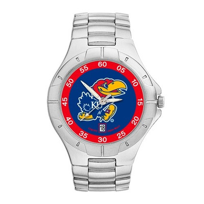 Kansas Jayhawks Men's Pro II Watch