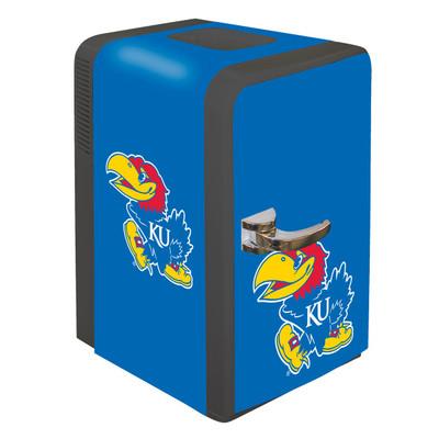 Kansas Jayhawks 15 qt Party Fridge | Boelter