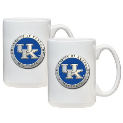 Kentucky Wildcats Coffee Mug Set of 2