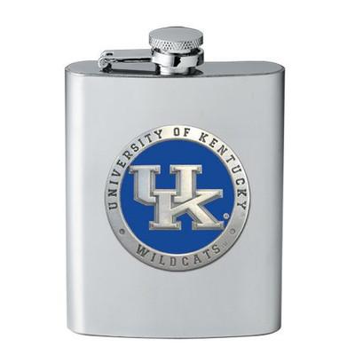 Kentucky Wildcats Flask