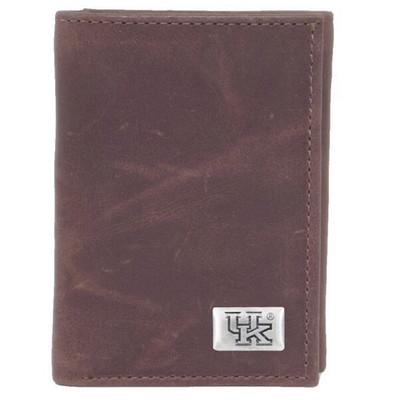 Kentucky Wildcats Tri-Fold Wallet