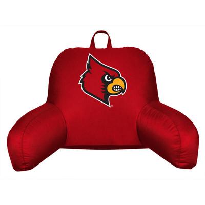 Louisville Cardinals Bedrest Pillow
