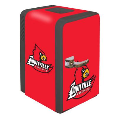 Louisville Cardinals 15 qt Party Fridge | Boelter