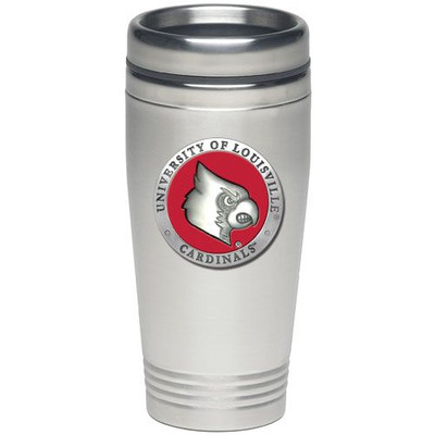 Louisville Cardinals Thermal Mug