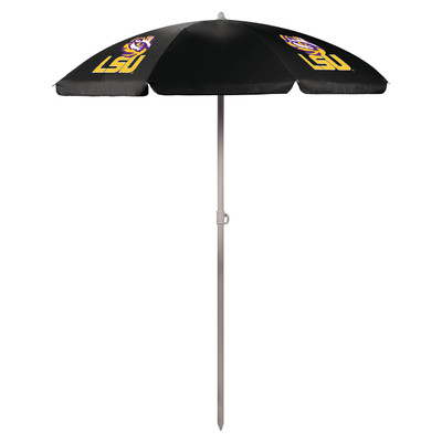 LSU Tigers Beach Umbrella