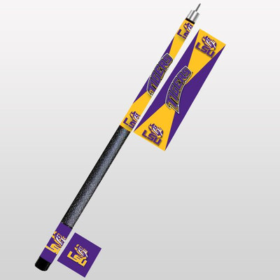 LSU Tigers Pool Cue