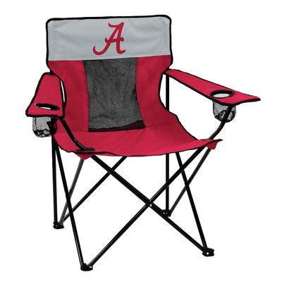 Alabama Crimson Tide Elite Tailgate Chair