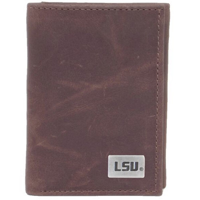 LSU Tigers Tri-Fold Wallet