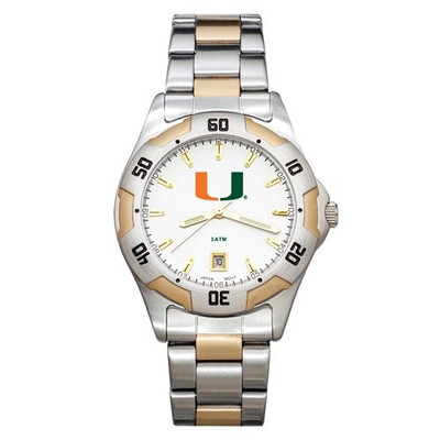 Miami Hurricanes Men's All Pro Watch