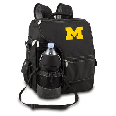 Michigan Wolverines Backpack Cooler Turismo