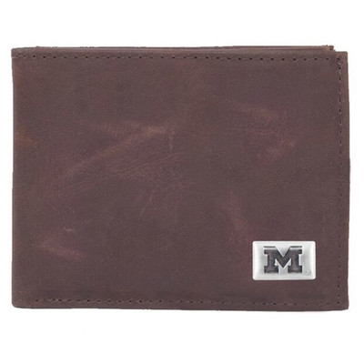 Michigan Wolverines Bi-Fold Wallet