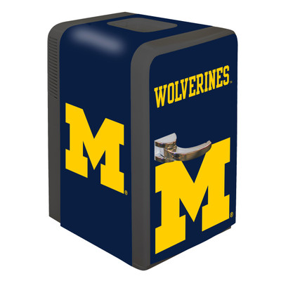 Michigan Wolverines 15 qt Party Fridge | Boelter