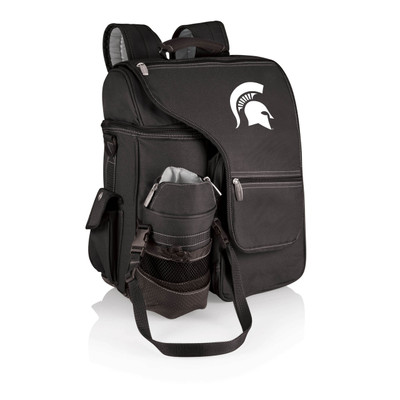 MSU Spartans Backpack Cooler Turismo