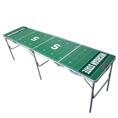 Msu Spartans Side Table